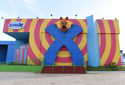 Em Uberlândia, Xuxa lança mais uma casa X